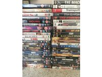 Dvd bundle x 50
