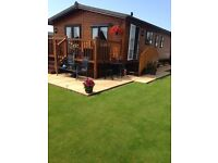Log Cabin for Sale. North Somercotes Lincolnshire