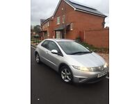 BARGAIN OF THIS WEEK* 2006 Honda Civic 2.2 i-CTDi Sport DIESEL Hatchback 5dr START DRIVES PERFECT