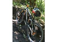 Trek remedy, trail/enduro/ highly upgraded, not Santa Cruz yeti norco giant specialized GT orange