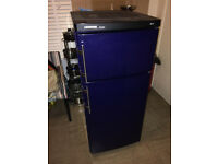 LIEBHERR Premium Fridge Freezer Medium Size Dark Blue Colour Good Condition