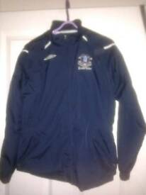 Boys Everton Coat Large Boys