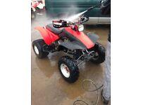 Honda trx300e quad