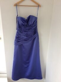Light blue size 16, long length