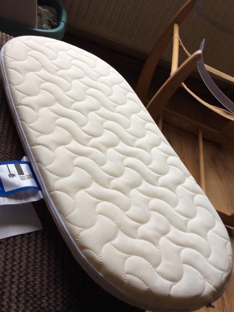 Moses Basket mattress bought from Mamas and Papas