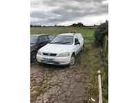 Astra Van 2001 (51) Spare and Repairs