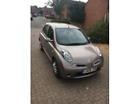 2009 Nissan Micra Acenta 1.2 16v Automatic 5dr Only £3299