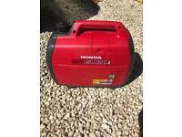Honda inverter EU20I silent suitcase generator