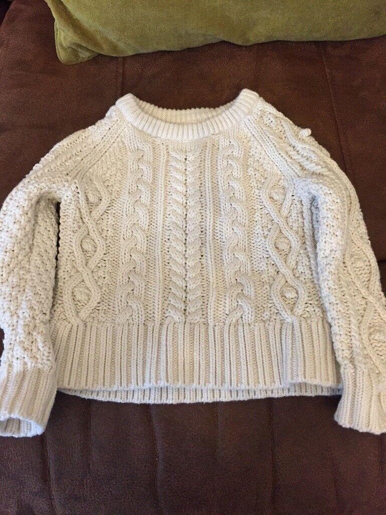 Gap knitted jumper 12-18 months