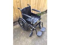 URGENT SALE: Self Propelled Wheelchair