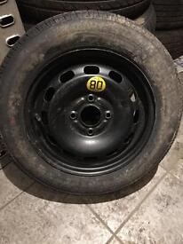 For sale new ford wheel and tyre