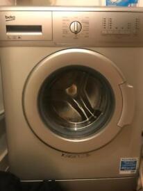 Beko Freestanding 5kg Washing Machine WM5122s Silver