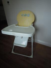 Baby High Chair by Beanstalk