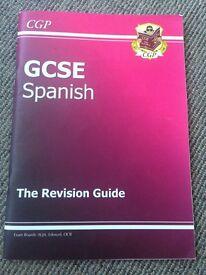 GCSE Spanish revision book