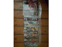 DC Comics Superman The New 52! Annual comics #2, 13-27 / Supergirl The New 52! Annual comic #16