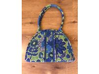 Vera Bradley Handbag And Matching Purse