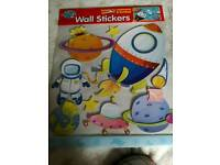 Childs wall stickers