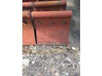 Vintage wall toppers - bracknell brick & tile company - 11 & half available