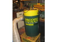 Record DX1000 Dust Extractor 45Ltr Capacity