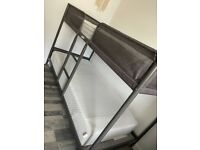 Brand new bunk beds and mattresses
