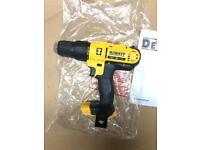 DeWalt 18v XR Combi Drill Driver