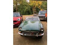 MGB 1966 convertible