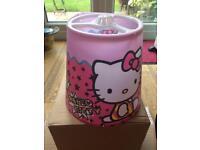 Hello Kitty lampshade