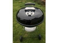 Weber bbq good condition used once