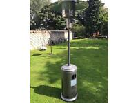 Patio heater new