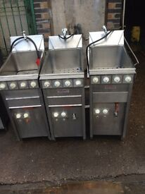 VALENTINE PASTA BOILER PASTA COOKER BEST MACHINE SINGLE OR 3 PHASE