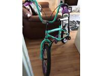 Girls BMX 18inch Chopper Bike