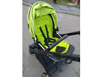 Oyster 2 Pushchair (Lime Green)