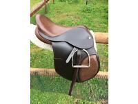 English Leather Saddle