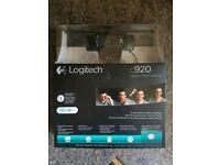 Logitech c920 1080p webcam