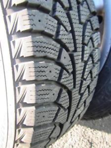 4---205/55R16 Hankook I PikeRSV---snowflake---Audi Rims available