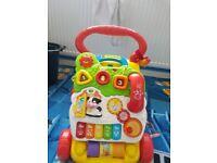 For Sale V-Tech First Steps Baby Walker