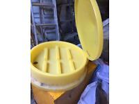 Barrel lid