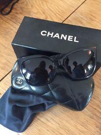 Genuine Chanel sunglasses