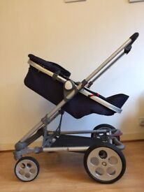 Seed baby pram and pushchair 2in1
