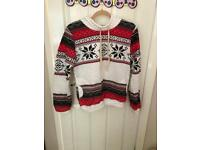 Winter hoodie size 10