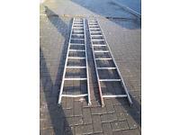 1 aluminum 13 foot ladder