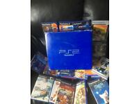 PlayStation 2 with over 30 games