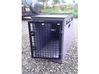 Dog transit crate