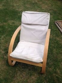 ikea chair good condition only £8.00