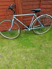 Claud butler hand built bike