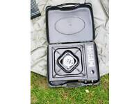 Travel gas cooker fishing camping