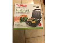 Tower health grill