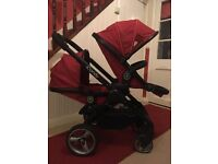 iCandy Peach Double Pushchair CAN POST