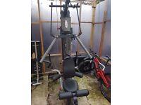 Body-Solid G6B Bi-Angular Gym with Leg Press