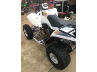 Apache 450 road legal quad for sale